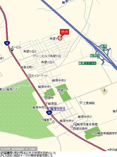 4LDK/土地75.43坪/カーポート/公園至近