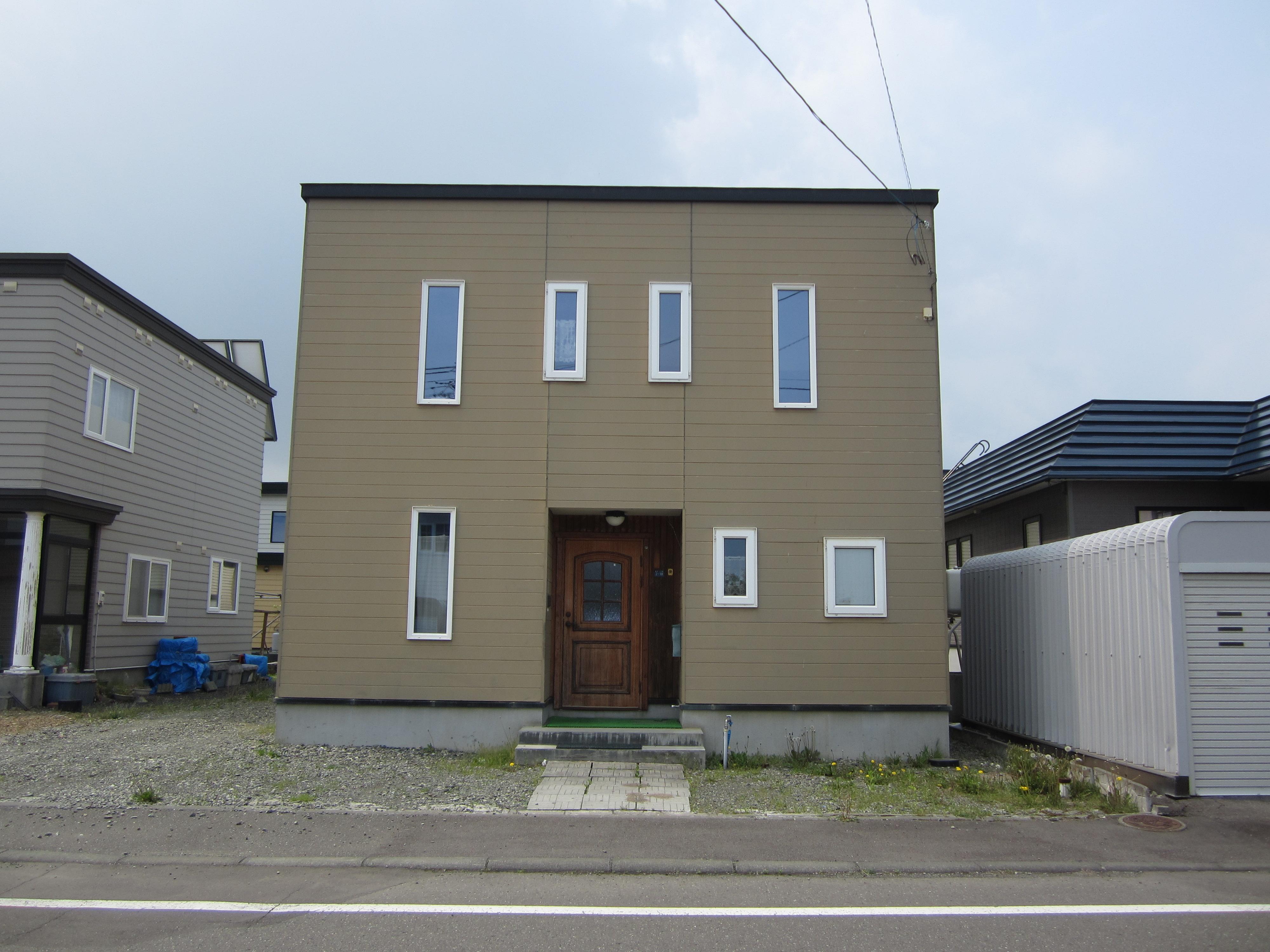 ツーバイフォー二世帯住宅、土地95坪
