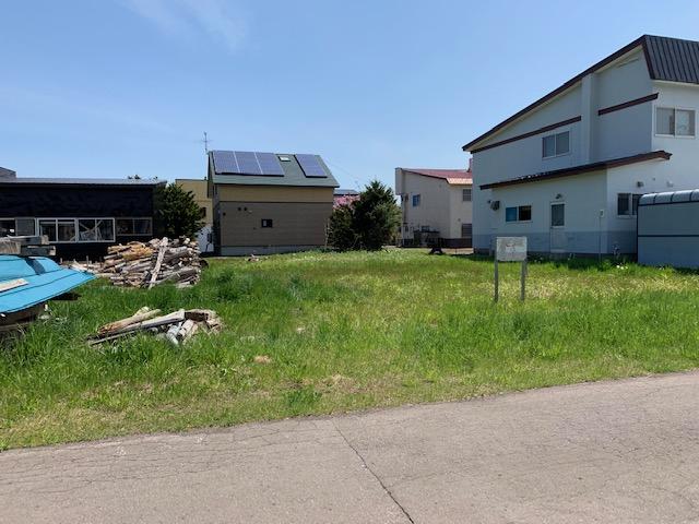 住宅・アパート用地、地積318.14㎡、余市インター1500m